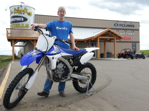 Cycleworks YZ450F Photo b